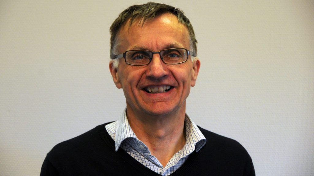 Jon Olav Ryen, leder i Folldal Sp