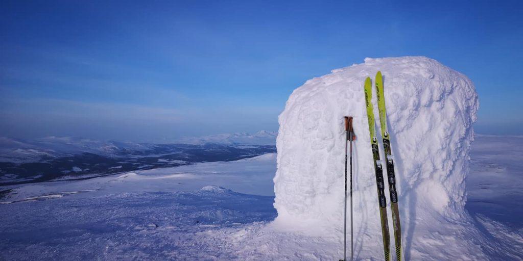 HØYTRYKK: Slik det ser ut blir det liggende et høytrykk over Fjellregionen den neste uka. Det betyr mer av det samme været: Kaldt og klart. Kanskje det blir fint i høyden?