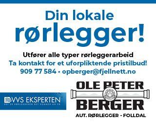 Ole Petter Berger